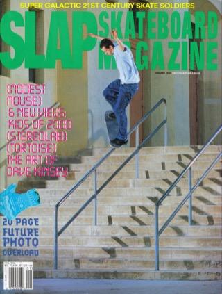 covers - Slap, January 2000