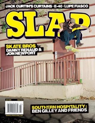 covers - Slap, July 2006
