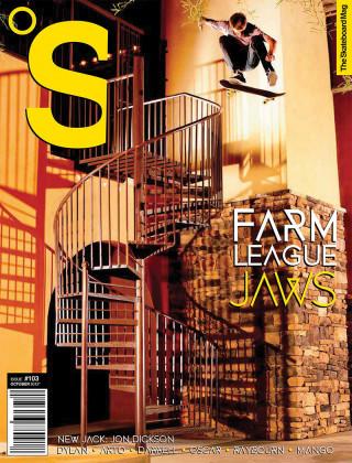 The Skateboard Mag, October 2012