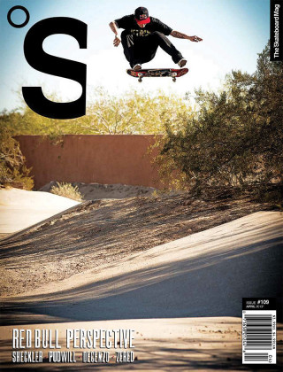 covers - The Skateboard Mag, April 2013