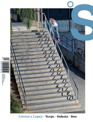 The Skateboard Mag, December 2013