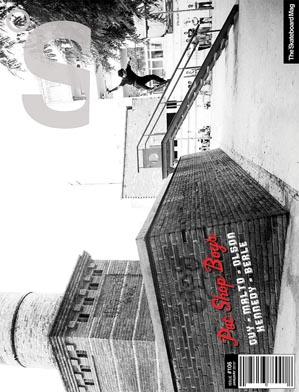 The Skateboard Mag, January 2013