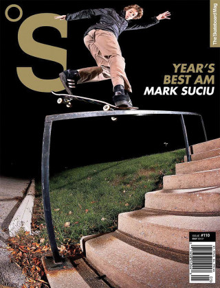 covers - The Skateboard Mag, May 2013