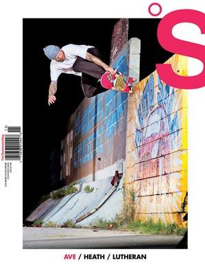 covers - The Skateboard Mag, November 2013