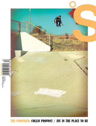 covers - The Skateboard Mag, October 2013