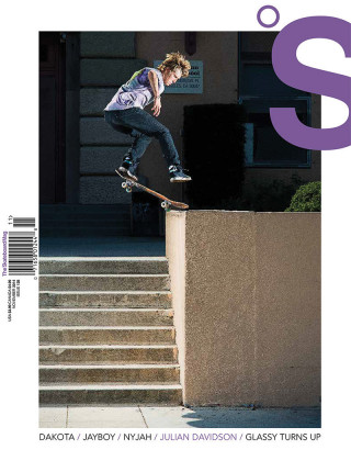 covers - The Skateboard Mag, November 2014