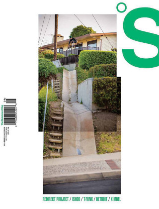 covers - The Skateboard Mag, September 2014