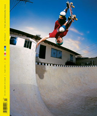 covers - The Skateboard Mag, October 2015