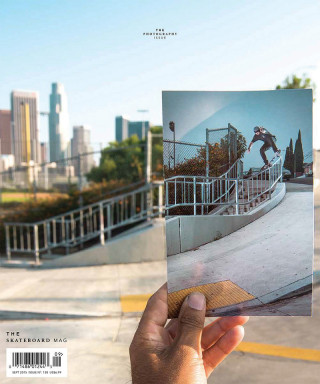 covers - The Skateboard Mag, September 2015
