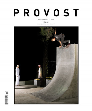 covers - The Skateboard Mag, June 2017