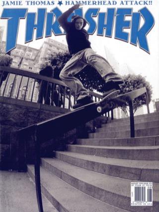 Thrasher, August 1999