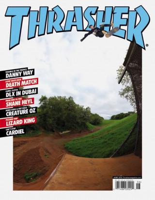 Thrasher, June 2012