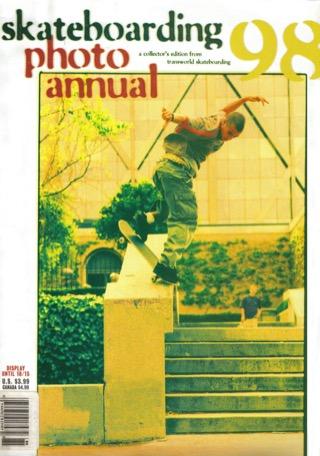 covers - Transworld, November 1998