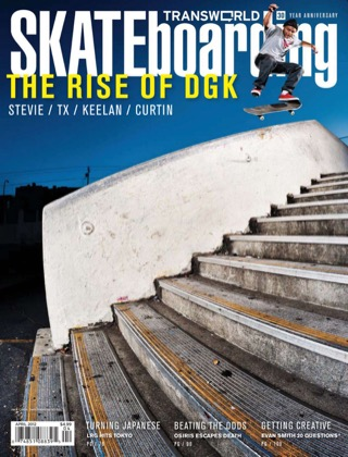 Transworld, April 2012