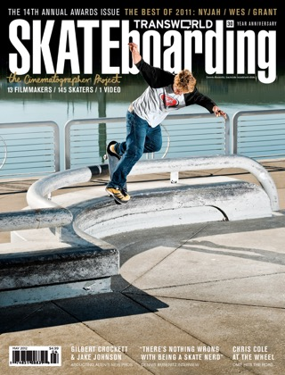 Transworld, May 2012