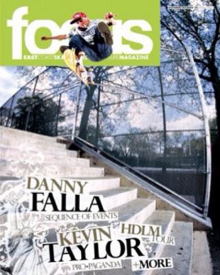 covers - Focus, November/December 2006