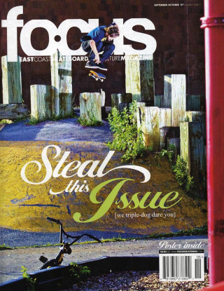covers - Focus, September/October 2007