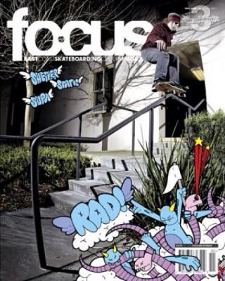 covers - Focus, May/June 2008