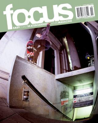 covers - Focus, March/April 2009