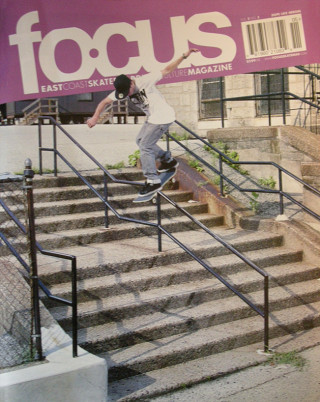 covers - Focus, September/October 2009