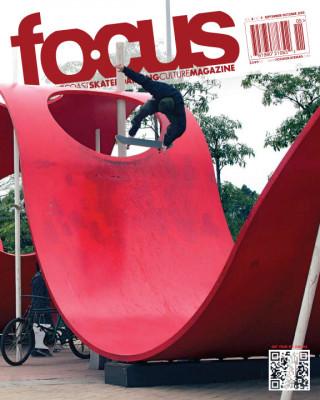 covers - Focus, September/October 2012