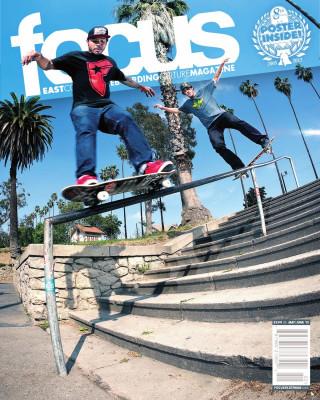 covers - Focus, May/June 2013