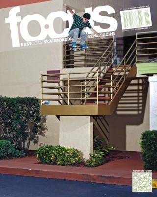covers - Focus, November/December 2013