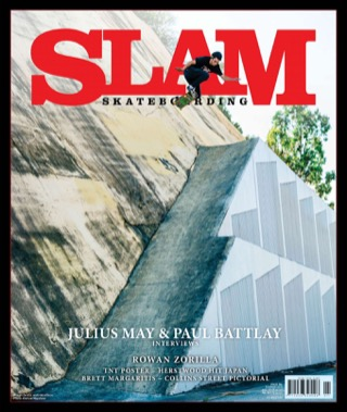 covers - Slam, February/March 2015