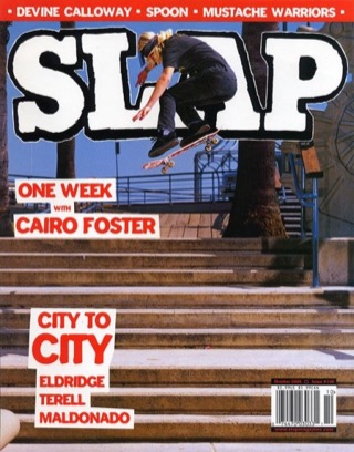 covers - Slap, October 2005