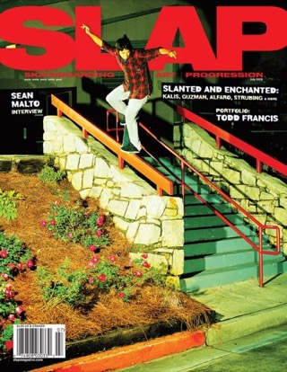 covers - Slap, July 2008