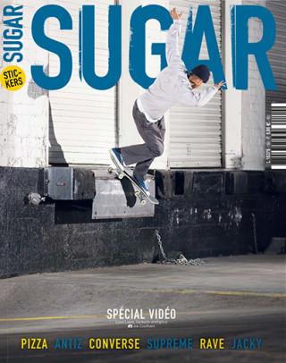 covers - Sugar, July 2018