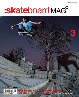 covers - The Skateboard Mag, June 2004