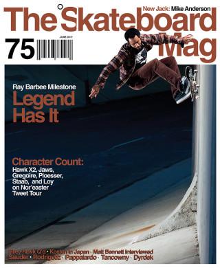 The Skateboard Mag, June 2010