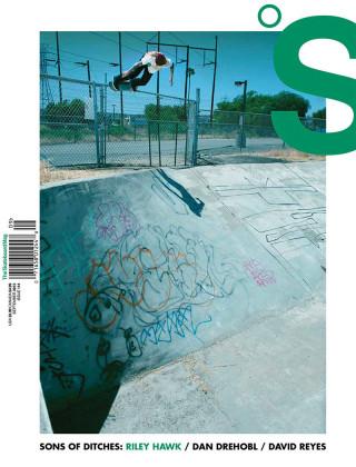 covers - The Skateboard Mag, September 2013