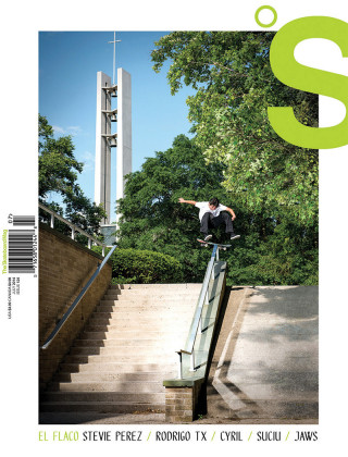 covers - The Skateboard Mag, July 2014