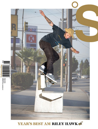 covers - The Skateboard Mag, June 2014