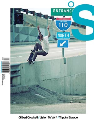 covers - The Skateboard Mag, March 2014