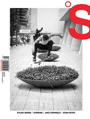 covers - The Skateboard Mag, May 2014