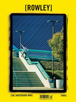 covers - The Skateboard Mag, July 2015