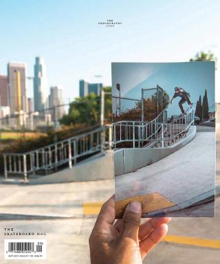 covers - The Skateboard Mag, September 2015