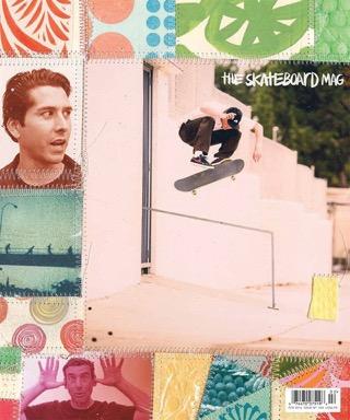 covers - The Skateboard Mag, February 2016
