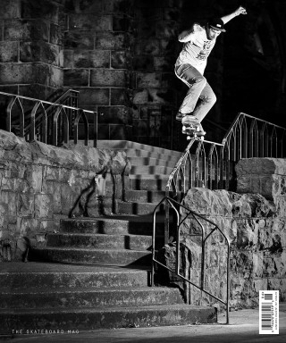 covers - The Skateboard Mag, June 2016