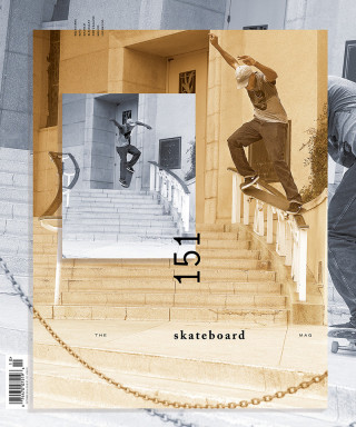 covers - The Skateboard Mag, October 2016