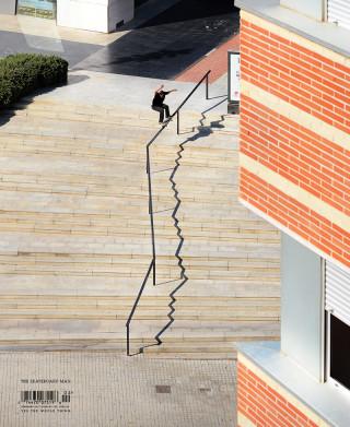 covers - The Skateboard Mag, February 2017