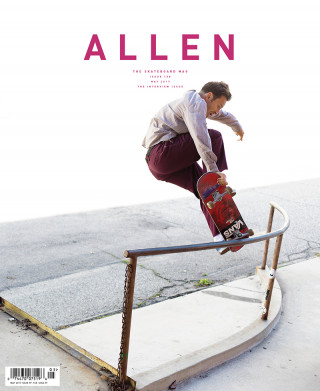 covers - The Skateboard Mag, May 2017