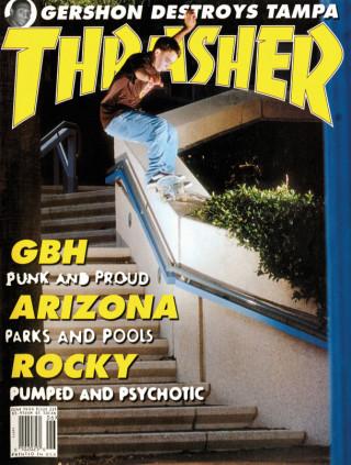 covers - Thrasher, June 1999