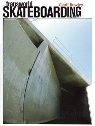 covers - Transworld, February 2004